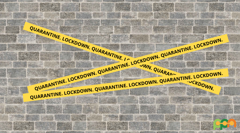 How to Keep it Sane with your Family when in a Lockdown